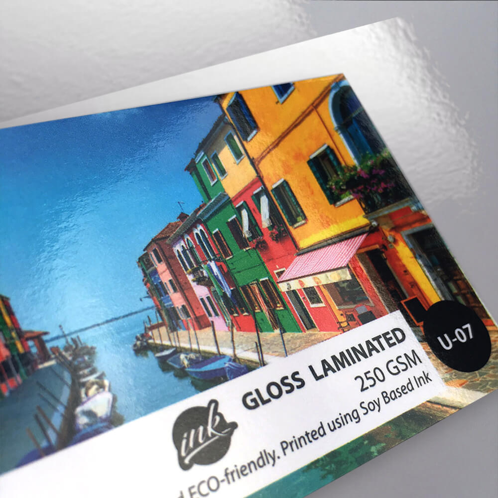 GLOSS LAMINATED – Business Card | Ink Online Printing Service by ...
